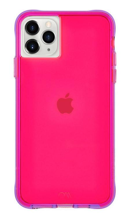 Case-Mate Tough Neon Case iPhone 11 Pro Max - Hyper Pink