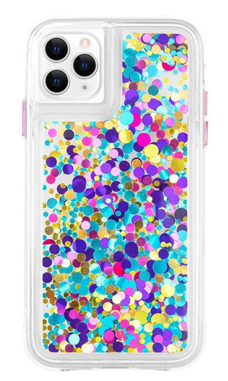 Case-Mate Waterfall Case iPhone 11 Pro Max - Confetti
