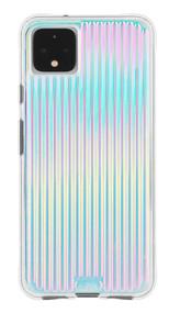 Case-Mate Tough Groove Case Google Pixel 4 XL - Iridescent