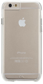 Case-Mate Naked Tough Case iPhone 6 - Clear/Clear