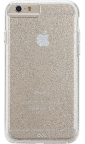 Case-Mate Sheer Glam Case iPhone 6/6S Plus - Gold Champagne