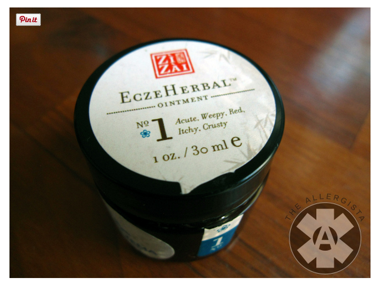 EczeHerbal #1 for Red, Inflamed, Weeping Eczema Review