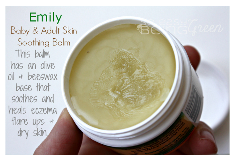 Emily's Baby & Adult Skin Soother for Dry, Itchy Skin Review