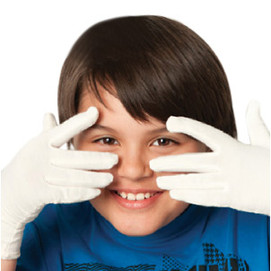 Eczema Gloves for Kids (Bamboo)