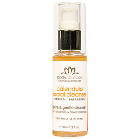 Cleanse without stripping the skin of moisture with our Organic Calendula Eczema Face Wash.