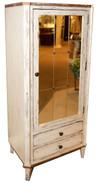 Sumter Cabinet - Mirrored Door