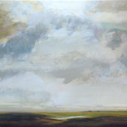 "Giclee on Canvas ""Roaming Moorlands"""