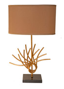 Sculptural Lamp