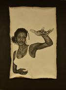 """Original """"Woman"""" by Kellie Kaori Vernon"""