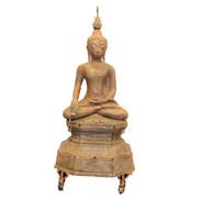 Vintage Budda Statue