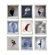 "Trowbridge ""Modern Dance"" Prints - Set of 9"