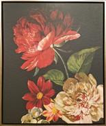 Dutch Garden Giclee on Canvas