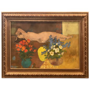 """Sleeping Beauty"" Painting by G. Juarez"