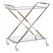Arteriors Jevon Bar Cart