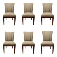 Barbara Barry for Henredon Gray Paley Dining Chairs