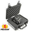 1200 Pelican Case - Black With Foam