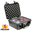 1400 Pelican Case - Black With Foam