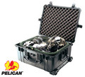 1610 Pelican Case - Black With Foam