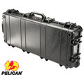 1700 Pelican Long Gun Case - Black With Foam