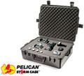 iM2700 Pelican Storm Case - Black With Foam