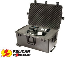 iM2975 Pelican Storm Case - Black With Foam
