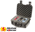 iM2100 Pelican Storm Case - Black With Foam