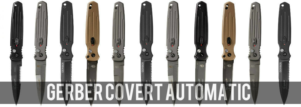 Gerber Covert Automatic