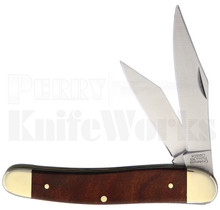 Grohmann Knives 2-Blade Slip Joint Knife Rosewood R350S
