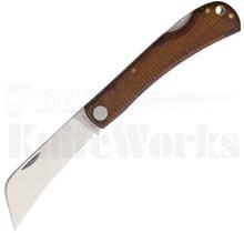 Lord & Field Farm Hand Lockback Knife Micarta