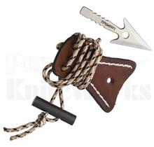 Lord & Field Bushcraft Arrowhead Necklace