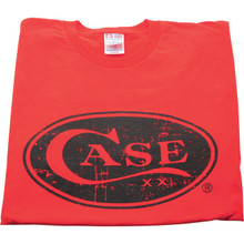 Case XX T-Shirt Red XX-Large