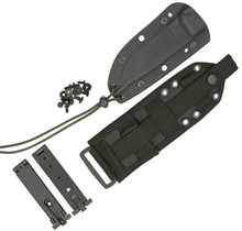 ESEE Model 4 Sheath Black