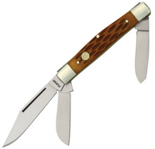 Puma Stockman Brown Pick Bone Knife