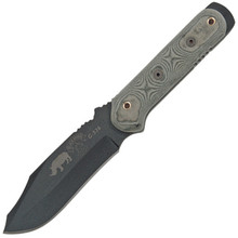 Tops Black Rhino Knife