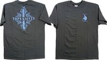 TOPS Tribal Art T-Shirt XXL