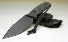 """Attleboro Knives """"THE ATTLEBORO"""" Knife with Sheath"""