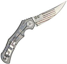 Quartermaster Knives QSE-2MV Ricardo Tubbs Framelock Knife