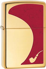 Zippo Brass Pipe Lighter