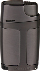 Xikar Element Lighter Polished Gunmetal