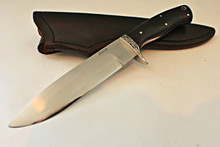 Joe Szilaski Custom Forged Fixed Blade Knife (Satin)