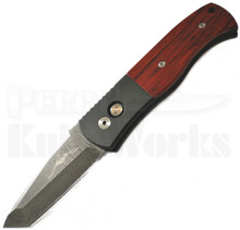 Protech Emerson Custom CQC-7 Cocobolo Automatic Knife