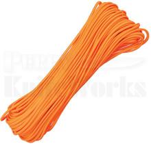 Parachute Cord Neon Orange