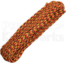 Parachute Cord Fireball