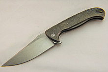 Matt Diskin C Type Titanium Framelock Flipper Knife
