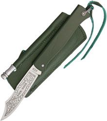 Douk-Douk Slip Joint Folder Knife Blue