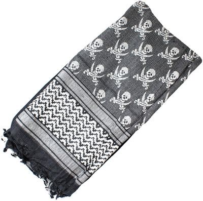 Red Rock Outdoor Gear Shemagh Head Wrap Jolly Roger