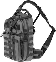 Maxpedition Sitka Gearslinger Back Pack (Wolf Gray)