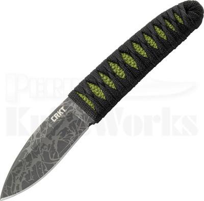CRKT Lucas Burnley Achi Fixed Blade Knife 2470