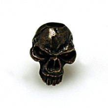 Schmuckatelli Emerson Skull Bead (Oil Rubbed Bronze)