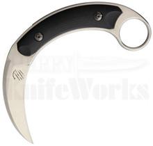 Bastinelli Creations Kalinou Karambit Knife (Stonewash)